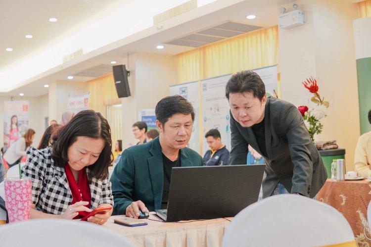 """NIA จัดกิจกรรมปิด """"หลักสูตรการฝึกอบรมการจัดการนวัตกรรมสำหรับการพัฒนาผู้ประกอบการธุรกิจนวัตกรรมพื้นที่ชายแดนภาคใต้"""