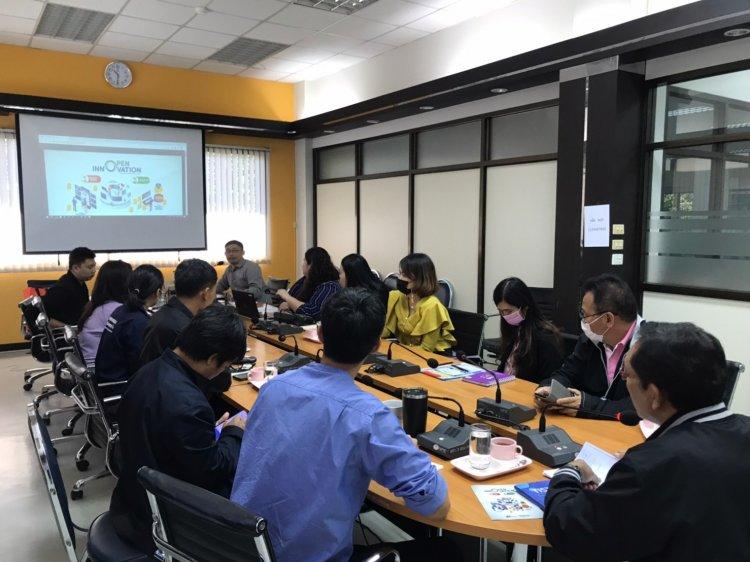 NIA และ มหาวิทยาลัยเทคโนโลยีสุรนารี เข้าหารือร่วมกับศูนย์ส่งเสริมอุตสาหกรรมภาคที่ 7 จังหวัดอุบลราชธานี และสภาอุตสาหกรรมจังหวัดอุบลราชธานี