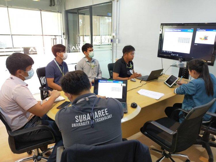 """NIA ร่วมกับ มหาวิทยาลัยเทคโนโลยีสุรนารี จัดกิจกรรม """"Open Innovation Roadshow"""" ภาคตะวันออกเฉียงเหนือ ครั้งที่ 4"""